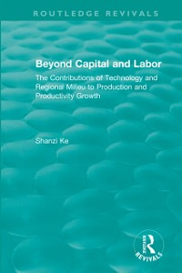 Cover Beyond Capital and Labor