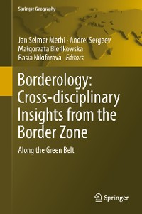 Cover Borderology: Cross-disciplinary Insights from the Border Zone