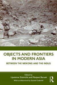 Cover Objects and Frontiers in Modern Asia