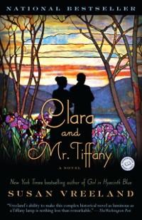 Cover Clara and Mr. Tiffany