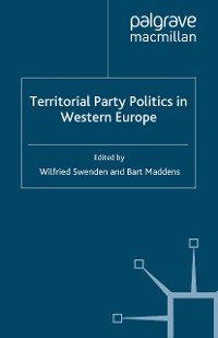 Cover Territorial Party Politics in Western Europe