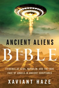 Cover Ancient Aliens in the Bible