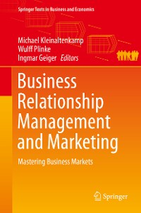 Cover Business Relationship Management and Marketing