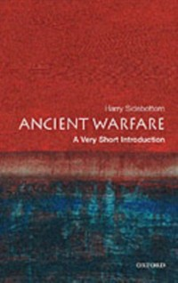 Cover Ancient Warfare: A Very Short Introduction