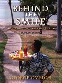 Cover Behind the Smile, Second Edition