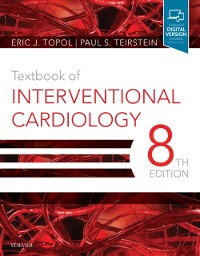 Cover Textbook of Interventional Cardiology E-Book