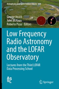 Cover Low Frequency Radio Astronomy and the LOFAR Observatory