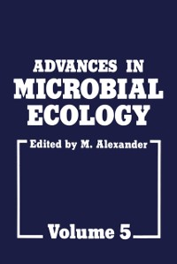 Cover Advances in Microbial Ecology