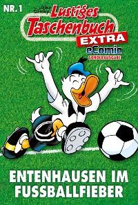 Cover Lustiges Taschenbuch Fußball 01 - eComic Sonderausgabe