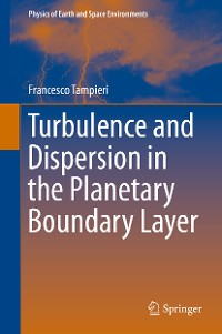Cover Turbulence and Dispersion in the Planetary Boundary Layer