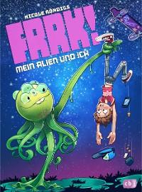Cover FRRK! - Mein Alien und ich