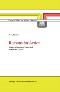 Cover Reasons for Action