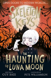 Cover The Haunting of Luna Moon