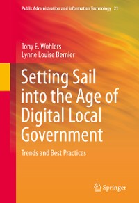 Cover Setting Sail into the Age of Digital Local Government