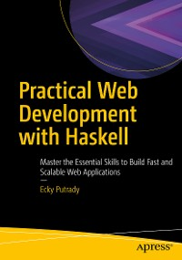 Cover Practical Web Development with Haskell