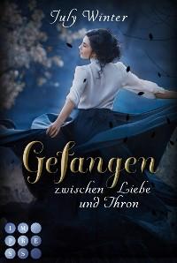 Cover Gefangen zwischen Liebe und Thron (Sturmwanderer 2)