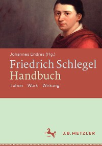 Cover Friedrich Schlegel-Handbuch