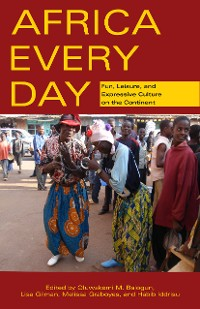 Cover Africa Every Day