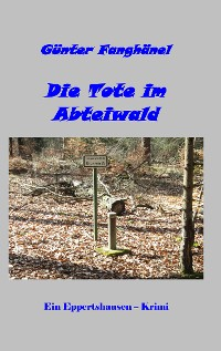 Cover Die Tote im Abteiwald