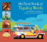Cover My First Book of Tagalog Words