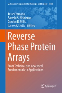 Cover Reverse Phase Protein Arrays