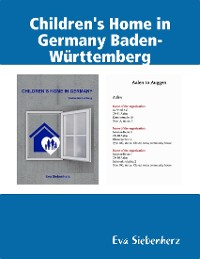 Cover Children`s Home in Germany  Baden-Württemberg
