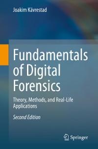 Cover Fundamentals of Digital Forensics