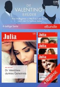 Cover Die Valentino Brüder - Vier Halbgötter in Weiß auf der Suche nach der Extradosis Liebe (4-teilige Serie)