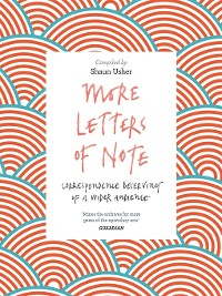 Cover More Letters of Note