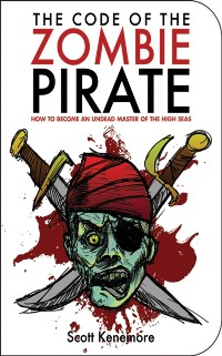 Cover Code of the Zombie Pirate