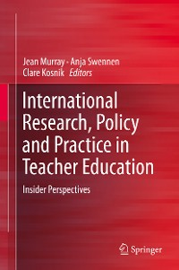 Cover International Research, Policy and Practice in Teacher Education