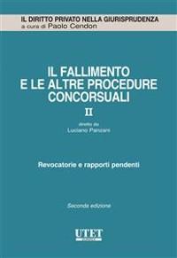 Cover Il fallimento e le altre procedure concorsuali vol. 2