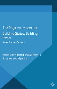 Cover Building States, Building Peace