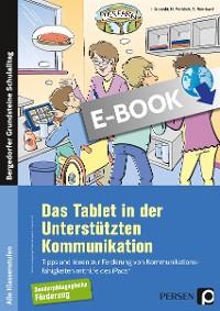 Cover Das Tablet in der Unterstützten Kommunikation