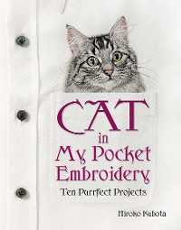 Cover Cat in My Pocket Embroidery