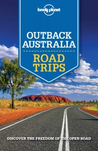 Cover Lonely Planet Outback Australia Road Trips