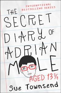 Cover Secret Diary of Adrian Mole, Aged 13 3/4