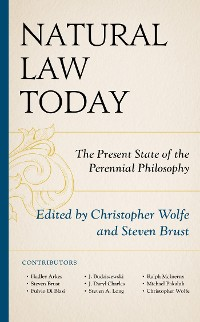 Cover Natural Law Today