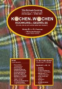 Cover Kochen in Wochen 4