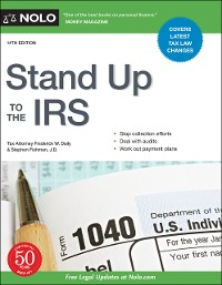 Cover Stand Up to the IRS