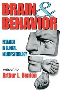 Cover Brain and Behavior