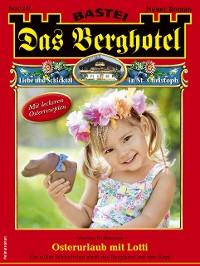 Cover Das Berghotel 241 - Heimatroman