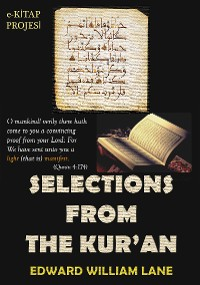 Cover Selections From The Kur-an