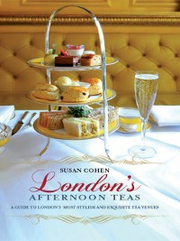Cover London's Afternoon Teas