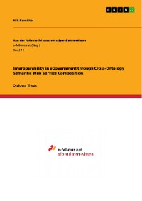 Cover Interoperability in eGovernment through Cross-Ontology Semantic Web Service Composition