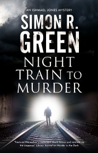 Cover Night Train to Murder