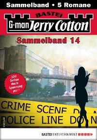 Cover Jerry Cotton Sammelband 14 - Krimi-Serie