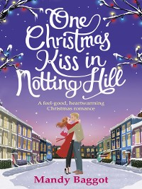 Cover One Christmas Kiss in Notting Hill