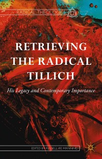 Cover Retrieving the Radical Tillich
