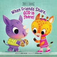 Cover When Friends Share, God is There!